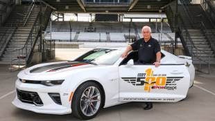 A Century Of Pacing The Indy 500