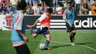 Young Athletes Risk Back Injury By Playing Too Much