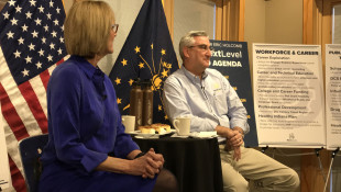 Holcomb Launches Grants To Help Build Trail Systems Statewide