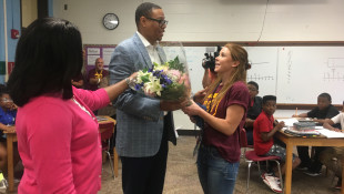 IPS Teacher Of The Year Is Mental Health Advocate