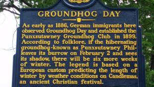 Groundhog Day: Bringing The Celebration Out Of The Shadows