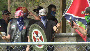 Report: Number Of Hate Groups Down In Indiana