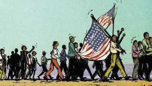 Illustrated Memoir Recalls Marching In Selma At Just 15