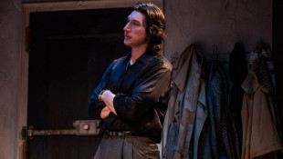 Adam Driver Brings A Hurricane To Broadway's 'Burn This'