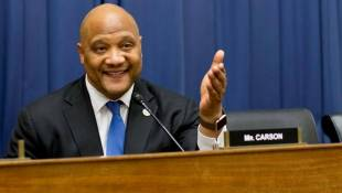 Congressman André Carson Talks Gun Control, Healthcare And Tax Reform