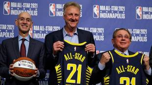 Indianapolis Picked For 2021 NBA All-Star Game