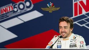 Two-Time F1 Champ Fernando Alonso Cleared To Compete In Indianapolis 500