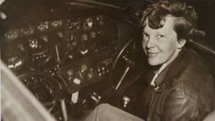 Rare Film Of Amelia Earhart Donated To Purdue's Libraries