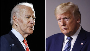 Trump And Biden Win Indiana's Primary