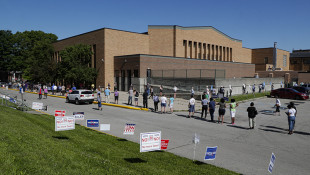 Indiana Holds Delayed Primary with Widespread Mail Balloting