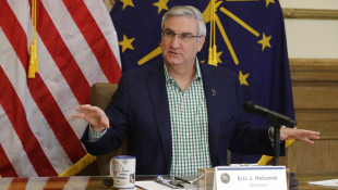 Holcomb Keeps Mask Order, Drops Other Virus Limits