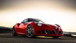 Alfa Romeo 4C:  'Affordable' Italian Exotic