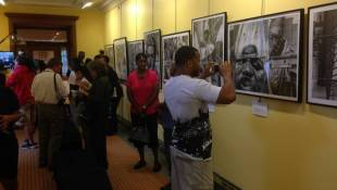 Kin Killin' Kin Exhibit At Central Library 'Powerful'