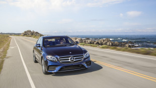 Drive The 2019 Mercedes E450 To The Moon And Back