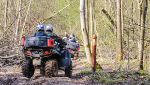DNR Officials: State's ATV Helmet Law Is Working