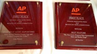 WFYI Public Radio Earns Five AP Awards