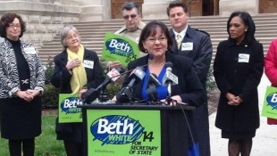 Marion Co. Clerk Beth White Announces Run for Secretary of State