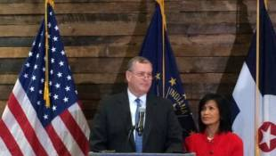 Mayor Ballard Says He's Not Running for a Third Term