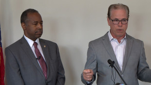 Carson, Braun Tout Opportunity Zones At Indianapolis Site