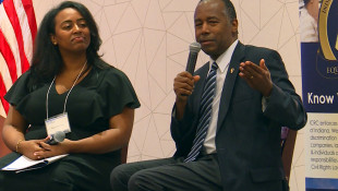 HUD Sec. Ben Carson Visits Indy, Talks Fair Housing Changes At Local Level