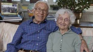 Happy Anniversary! 81 Years And Counting For Conn. Couple