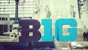 Big Ten Tourney Leaves Indy For Washington, D.C.