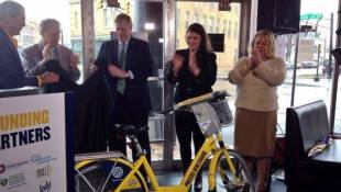 Bikeshare Aims To Offer New Way To Experience Indy