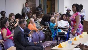 Black Legislative Caucus Calls For Engagement At Town Hall Meeting