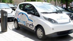 Indianapolis Electric Car Share Will Begin Rolling Next Month