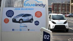 Marion County Auditor Sues City Over BlueIndy
