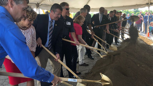 Indianapolis Breaks Ground On Community Justice Campus
