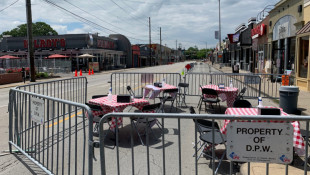 Indianapolis Streets Closed For Dining During Pandemic Set To Reopen