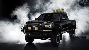 "Wishing For A ""BTTF"" Toyota Tacoma"
