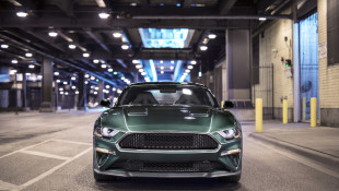 2019 Ford Mustang Bullitt Looks Fab In Dark Highland Green