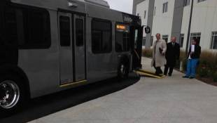 IndyGo Unveils New Articulated Buses