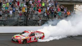 Kyle Busch Dominates Brickyard Weekend...Again