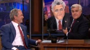'I Relied Upon My Faith,' George W. Bush Tells Leno
