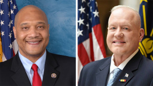 Incumbent Democrat André Carson Will Face Republican Wayne Harmon In November's General Election