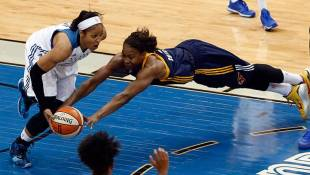 Indiana Fever Come Up Short In Run For Second WNBA Title