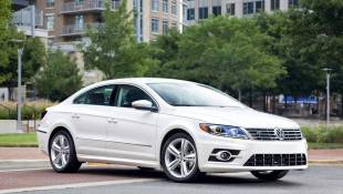 Volkswagen CC Is Bargain Fashion
