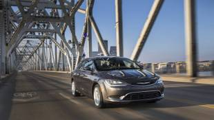 Chrysler 200 Passes With A Whisper