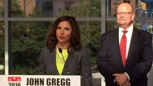 John Gregg Announces Rep. Christina Hale As Running Mate