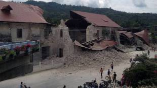 Dozens Die In Philippines After Powerful Earthquake