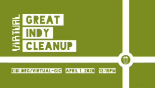 Keep Indianapolis Beautiful Organizing A Virtual Great Indy Cleanup