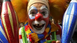 There's A Clown Shortage: Who Will Fill Those Big Shoes?