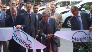 Ballard And Bolloré Launch New Car-Sharing Program
