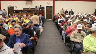 Community Gathers At Air Quality Permit Hearing For Proposed Coal-To-Diesel Plant