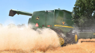 Harvest Season Means Slow-Moving Farm Vehicles On Roads