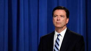Watch: Comey Testifies Before Senate Intelligence Committee