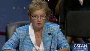 Ind. Sec. Of State Testifies Before Sen. Intelligence Committee